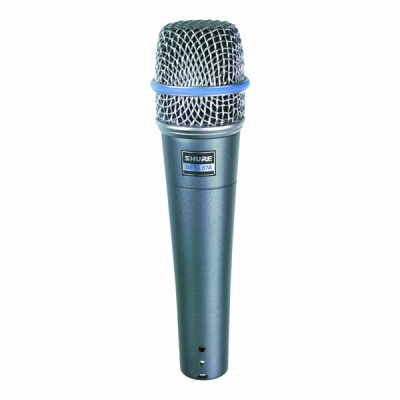Shure Beta 57a Best Selling Instrument Microphone