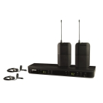 Shure BLX188-CVL Dual Lapel Wireless System