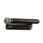 Shure BLX24-SM58 Handheld Wireless System