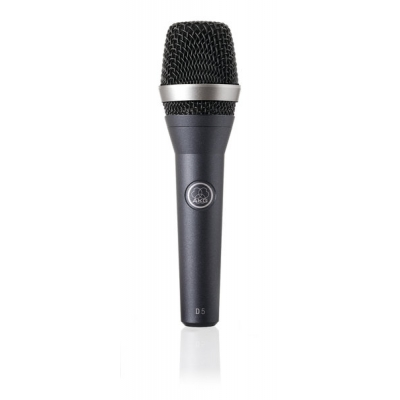 AKG D5 Dynamic Super Cardioid Vocal Microphone