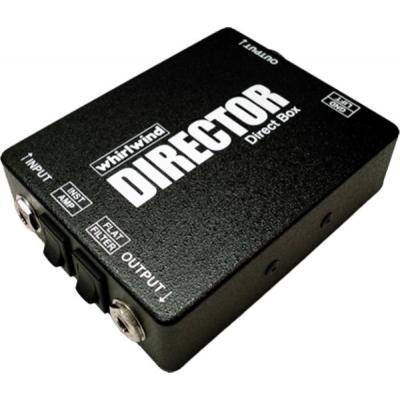 Whirlwind Director Premium Direct Box