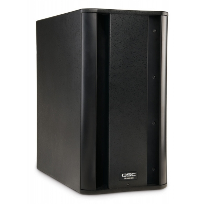 QSC K-Sub 2x 12in 1000w Powered Subwoofer