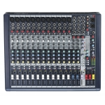 Soundcraft MFXi12 12-mono 2-stereo Mixer with effects
