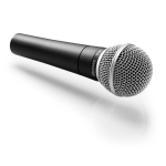 Shure SM58 Best Selling Live Vocal Microphone