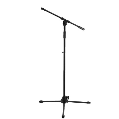 Whirlwind Mic Stand Tribase 36-60in H Boom 24-40in