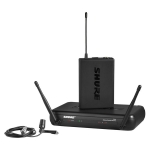 Shure SVX14-CVL Lapel Wireless System with CVL Centravers Lapel Mic