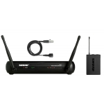 Shure SVX Wireless System with PG185 Lapel Mic