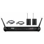 Shure SVX Dual Lapel Wireless System