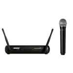 Shure SVX24-PG28 Handheld Wireless System with PG28 Mic