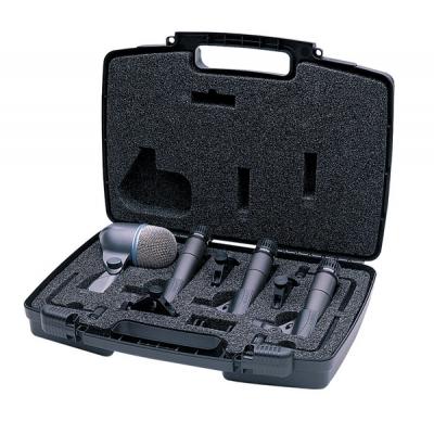 Shure Drum Kit W/ 3x Sm57 1x Beta52a