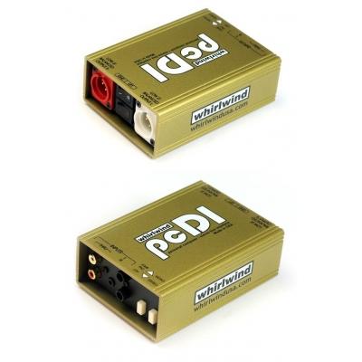 Whirlwind pcDI  Dual DI Box