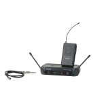 Shure PGX14 Bodypack Wireless System
