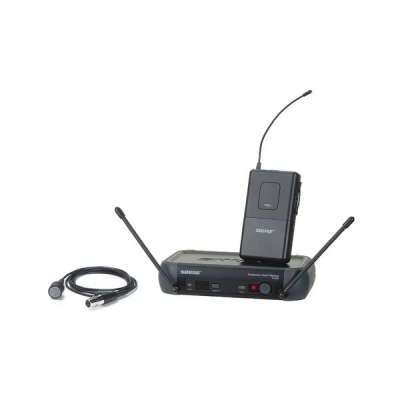 Shure PGX14 Lapel Wireless System