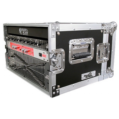 Road Ready 6U Effects Rack