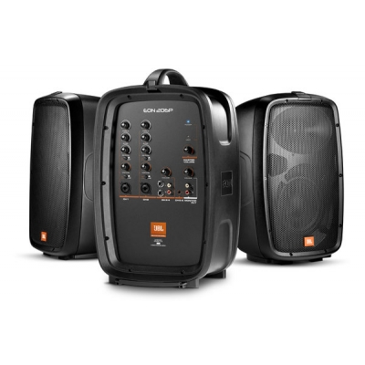 JBL Eon206P - Self powered 160 watt Complete PA Package