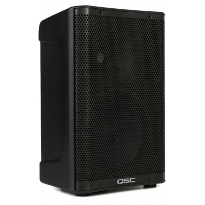 "QSC CP8 8"" Compact 1000w Powered Loudspeaker*"