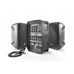 JBL EON208P Self Powered 300 Watt Complete PA Package