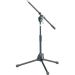 Tama MS205ST Short Boom Mic Stand - Chrome or Black