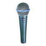 Shure Beta 58a Best Selling Live Vocal Microphone