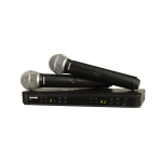 Shure BLX288-PG58 Dual Handheld Wireless System